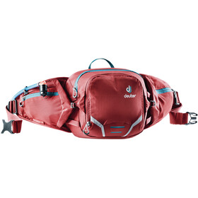Deuter Pulse 3 Lantiolaukku, cranberry